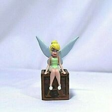 Disney TINKER BELL Fairy Figurine Cake Topper Neverland PETER PAN Hook NEW