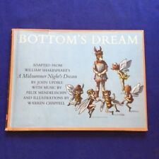 BOTTOM'S DREAM - FIRST EDITION BY JOHN UPDIKE