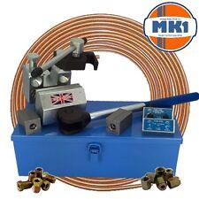 Professional idraulico freno tubo di combustione strumento Flare + muore + PUNZONI