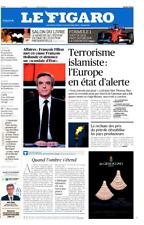 Le Figaro 24.3.2017 n°22588**EUROPE-ALERTE**FILLON-ATTAQUE*FORMULE 1*SALON LIVRE