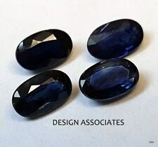 BLUE SAPPHIRE 6X4 MM OVAL CUT ROYAL BLUE COLOR AAA SINGLE STONE