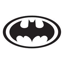Batman Logo - 3M Scotchlite Reflective(Decal Sticker 680 Superhero DC car bike)