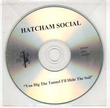 (GX537) Hatcham Social, You Dig The Tunnel I'll Hide The Soil - DJ CD