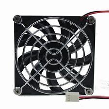 80mm 80x80x15mm Fan Cord Guard 12V 0.16A 31CFM 3pin DC Computer Cooler IDE fan