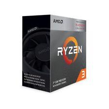 AMD Ryzen 3 3200G 4 Core Socket AM4 3.6GHz CPU Processor + Wraith Stealth Coo...