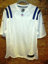 NWOT Nike Colts NFL Players On Field (Unmarked) Football Jersey / Large