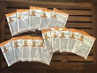 15 Packets Pumpkin Spice Vegan Shakeology by Beachbody Single Serving Exp 9/2020