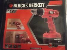 Perceuse visseuse Black&Decker