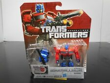 MINT & SEALED! TRANSFORMERS GENERATIONS OPTIMUS PRIME & ROLLER THIRLLING 30 5-12