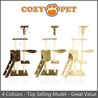 Cat Tree by Cozy Pet - Top Selling Model of Cat Trees - Cat Scratcher - Kitten