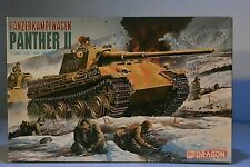DRAGON 1/35 GERMAN WWII PANTHER II - PANZER 46