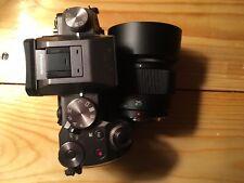 Panasonic G7 With 25mm Lens