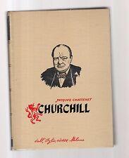churchill - jaques chastenet - dall'oglio editore - milano