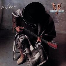 STEVIE RAY VAUGHAN IN STEP 5 Extra Tracks REMASTERED CD NEW