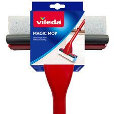 Lot de 10 VILEDA New Magic Mop Recharge 3 Action éponge tête Tackles Dirt