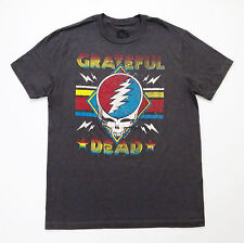 Grateful Dead Shirt T Shirt Steal Your Face Electric Lightning Bolts GDP 2014 L