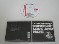 Leonard Cohen / Songs Of Love And Hate (Columbia 4746799 2) CD Álbum