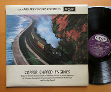 Copper Capped Engines 1969 Argo Transacord NM/EX Vinyl Stereo Oval ZDA 109