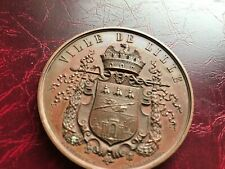 More details for medal france - city of lille - international competition - 1870 - bronze