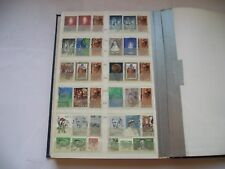 IRELAND (ÉIRE). A COLLECTION OF STAMPS WITH NICE CANCELS#1