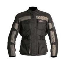 Tute in pelle e altri tessuti neri impermeabili per motociclista Taglia 50