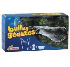 COFFRET BULLES DE SAVON GEANTES BATON 70 CM 250 ML JOUET PLAGE PLEIN AIR