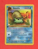 Pokemon n° 52/62 - AMONITA - 40PV   (A6717)