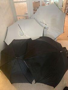 Visico Black And Four White Soft Box Studio Photographic Umbrella