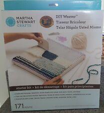 Martha Stewart Crafts Diy Weaver Nib Starter Kit 171 pcs.