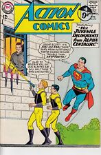 Action Comics (Vol 1) #315 August 1964 (Grade VFN ) DC Comics Silver Age