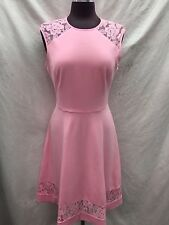 """ANNE KLEIN DRESS/PINK/SIZE 16/LENGTH 40""""/RETAIL$139/NEW WITH TAG/STRETCH FABRIC"""