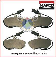 6040 Pastiglie freno Post MERCEDES SPRINTER 3-t Pianale piatto/Telaio Diesel 1