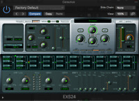 4gb of Samples for Logic Pro X EXS24
