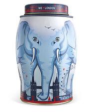 WILLIAMSON TEA ELEPHANT CADDY (LONDON SKYLINE) ENGLISH BREAKFAST 2017