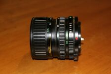 CANON FD 35-70mm f3.5-4.5 MACRO Lens Good condition with filter & EOS EF adapter