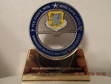USAF 81st Medical Grp Commanders coin Gen Corum by Phoenix Challenge Coins