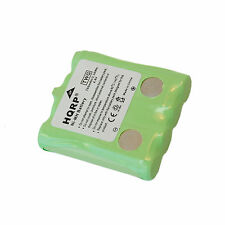 4.8v Battery Pack for Cobra PR560-WX  PR590  PR650-WX  PR900-DX Two-way Radio
