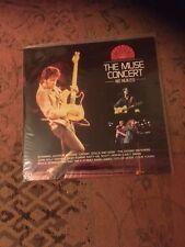 THE MUSE Concert / NO NUKES  / Laserdisc in Folie, wie neu, Extrem Rar!