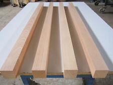 4 Buche Tischbeine (€9,97/m) 47x47x1000mm 4-seitig gehobelt Tisch Kantholz TOP