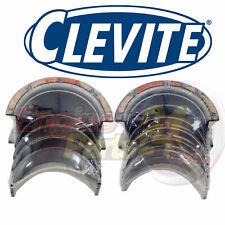 CHEVY SB 307 327 LJ 350 MAIN BEARING SET 10 THOU 010 SIZE CLEVITE MS909A-010