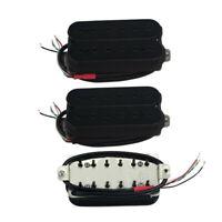Alnico 5 Double Coil Humbucker 12 Adjustable Pole Guitar Neck / Bridge Pickup