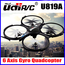 Big drone Helicopter Quadcopter U819A Electric 5MP HD Camera 4CH High Quality