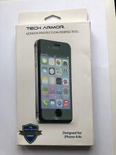 Tech Armor iPhone 4/4s Ultraclear Ballistic Glass Screen Protector