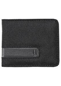 Nixon Showoff Wallet - Black