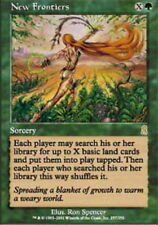 MTG magic cards 1x x1 Light Play, English New Frontiers Odyssey