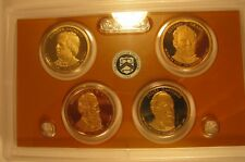 2011 PRESIDENTIAL PROOF SET    no box or COA