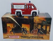 MATCHBOX MODELS OF YESTERYEAR 1948 DODGE ROUTE VAN FIRE SUPPORT TRUCK YFE16