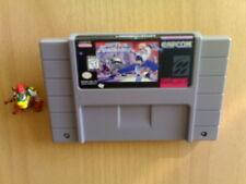 $ CAPTAIN COMMANDO (Capcom) Super Nintendo Snes NTSC $$$$$$$$$ RARE