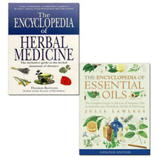 Bartram's Encyclopedia & Encyclopedia of Essential Oils 2 Books Collection Set