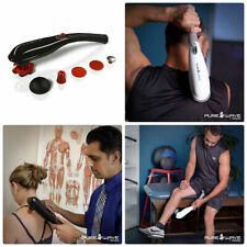 Masajeador Electrico Profesional Corporal Para Espalda Piernas Caderas Y Pies